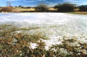 Lange hält das Eis der Frühlingssonne nicht mehr stand...